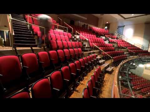 Palace Balcony Seat Install 2016