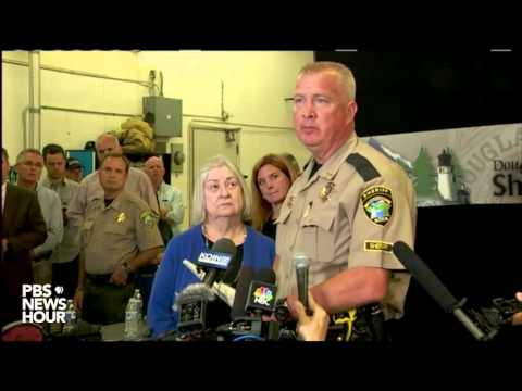Douglas County Sheriff Hanlin addresses shooter's identity questions