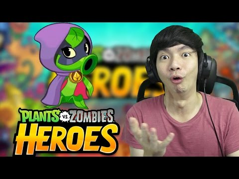 Plants Vs Zombies Heroes - Indonesia IOS Android