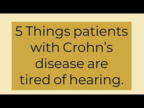 Crohn's video