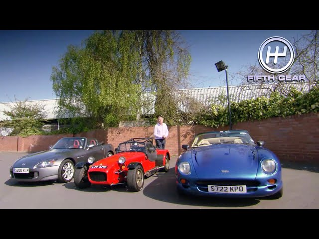 Cheap Donkervoort Alternatives   Fifth Gear