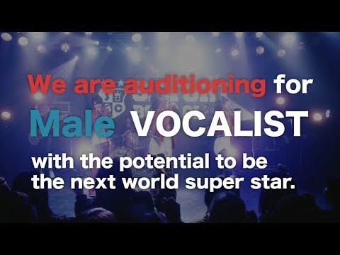 "SDR(STARDUST RECORDS) presents ""Super Vocalist Audition""!!"