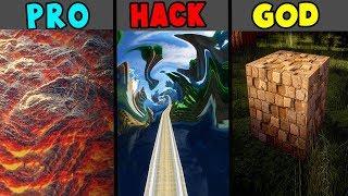 Download Minecraft Noob Vs Pro Vs Hacker Graphics Quality
