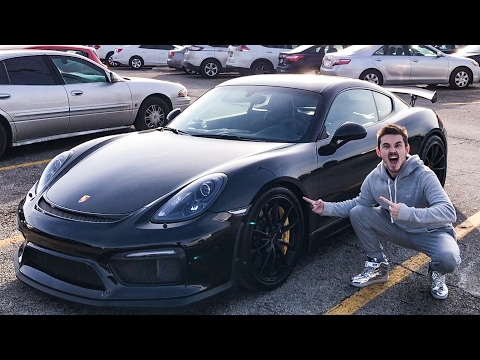 THE NEW OpTic PORSCHE GT4!!!