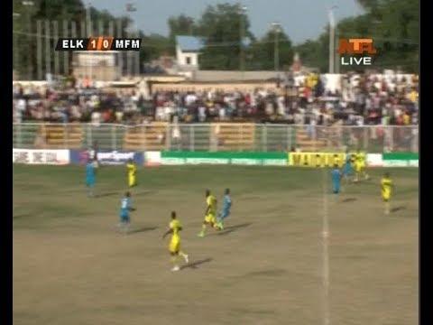 NPFL Final Day Match Elkanemi Vs MFM at Elkami Warriors sports complex, Maiduguri