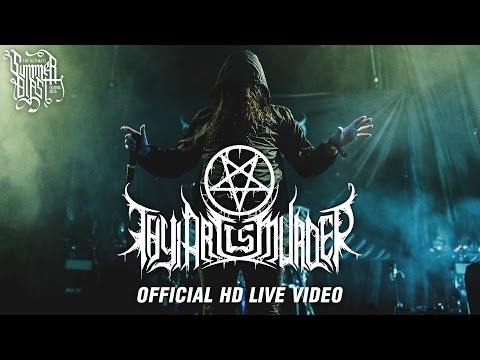 Thy Art Is Murder - Summerblast 2015 (Official HD Live Video)