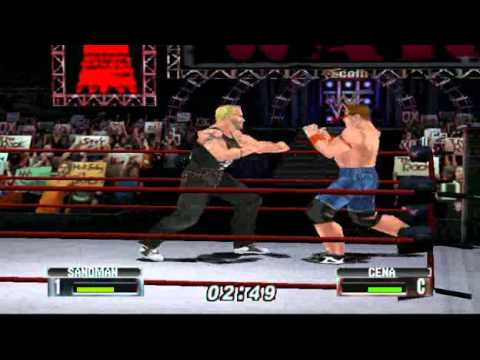 Wwf no mercy wrestler mods