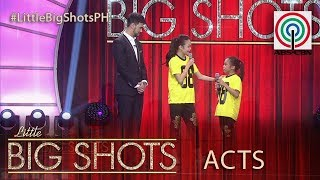 Little Big Shots Philippines: Princess Eiana | 9-year-old Kiddie Hihop