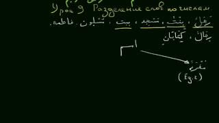 Арабский язык 2 уровень. урок 9. числа
