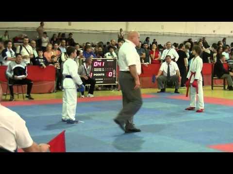 KARATE-Купа Хасково 2012- Среща номер 2 на Спас