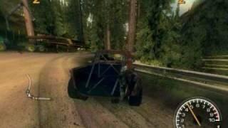 FlatOut 2 (2006) - PC Gameplay (HD) Pt. 3