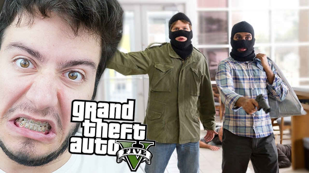 Gta 5 Hirsizlik Modu Gta 5 Mod Youtube
