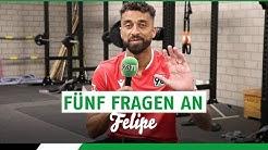 Spieler-Porträt 2019/20 | Felipe