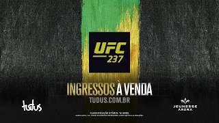 UFC 237: Ingressos à venda