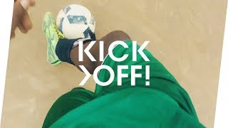 This is Kick off! | The world is a football
