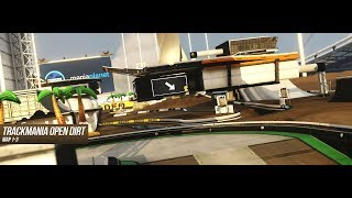 Trackmania Open Dirt - Map 1-3