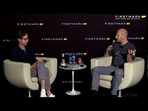 A Fireside Chat with Ethereum Co-Founder & ConsenSys CEO Joe Lubin (FirstMark's Data Driven NYC)