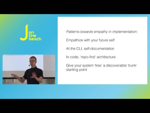 People first Engineering - Blake Irvin- JOTB16
