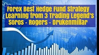 Forex Hedge Fund Traders Learn from 3 Of the Best of All Time