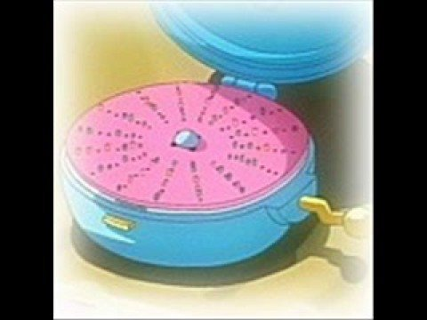 Mermaid Melody Music Box