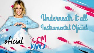 Underneath It All Instrumental Oficial Martina Stoessell