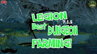 WoW Legion : Best Old Dungeon Farming! Zul'Aman #1 - Legion 7.1.5