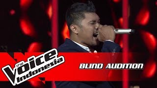 Gedhen - Roxanne | Blind Auditions | The Voice Indonesia GTV 2018