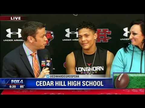 Cedar Hill LB Dimitri Moore commits to Vanderbilt