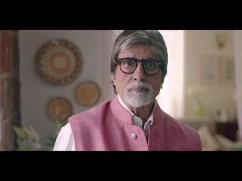 Mr Amitabh Bachchan's new Polio advert