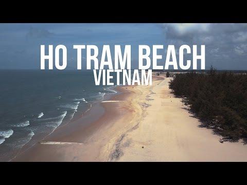 Ho Tram Beach Vietnam with DJI Mavic Pro thumbnail