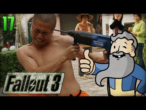 """Fallout 3 Gameplay Walkthrough Part 17 - """"BROTHERHOOD OF WEIRDOS!!!"""" 1080p HD"""