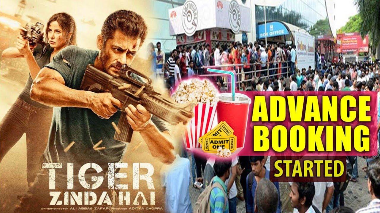 tiger zinda hai advance booking started salman khan katrina kaif ali abbas zafar