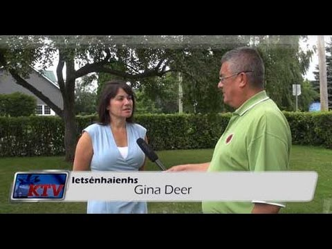 Chief Gina Deer on the Kahnawake Gaming Commission