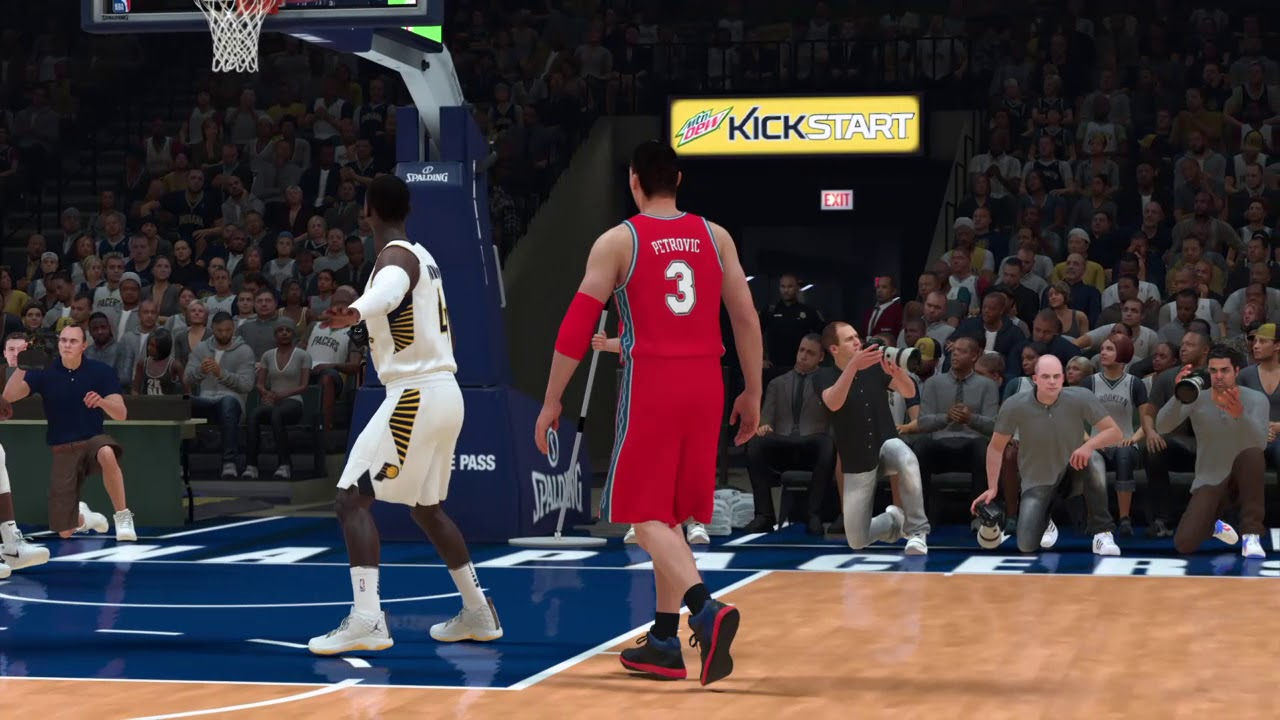 NBA 2K18 Drazen Petrovic 2 - YouTube 1a0c6dc98