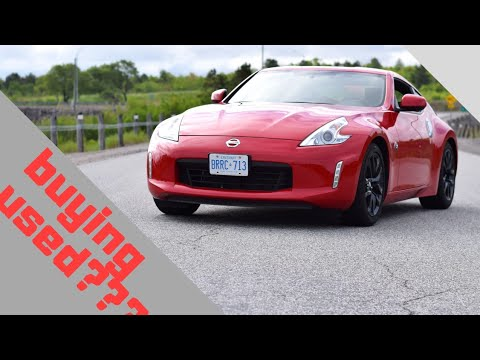 Nissan 370Z: advice for buying used