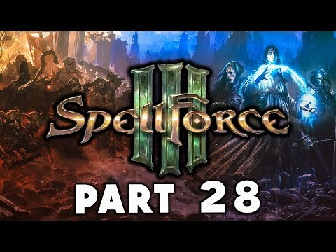 Spellforce 3 Campaign Walkthrough Gameplay Part 28 - Rude Awakening, No Rest For The Wicked (SLP)