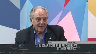 23-10-2019 - Carlos Heller en LaVoz.com.ar – Vos y Voto, con F. Giammaría – Escenario electoral