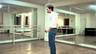 7 базовых элементов клубного танца. Кач №1 с шагами