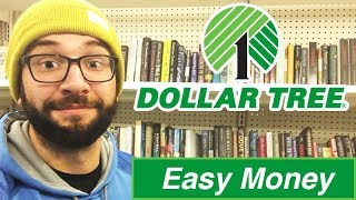 Earn $45/Hour! Dollar Tree Has No Clue How Much I Sell Their $1 Books For! (100% LEGAL)