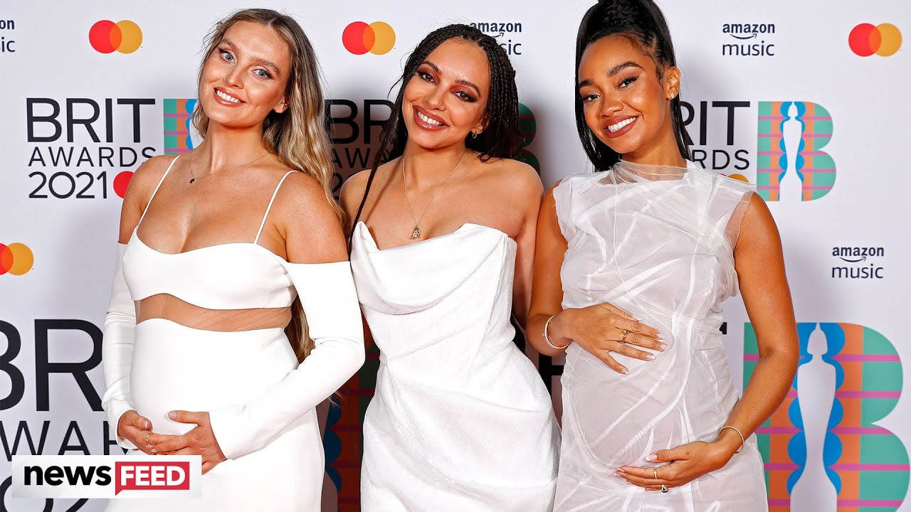 Little Mix THANKS Jesy Nelson At BRIT Awards & Jesy Reacts!
