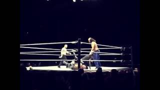 The Hardy Boyz retains The Title ●WWE Cincinnati  Clip