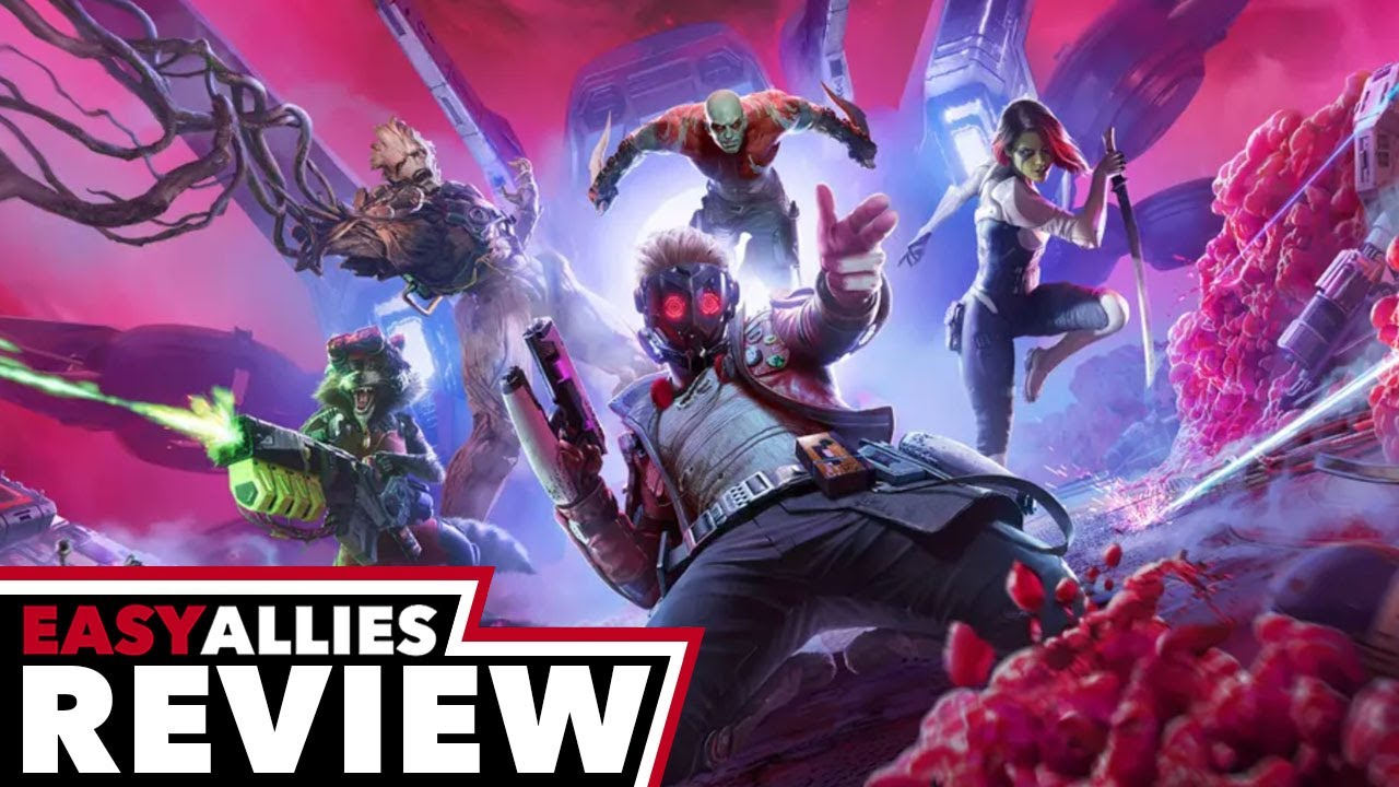Guardians of the Galaxy review: A video game worthy of the MCU
