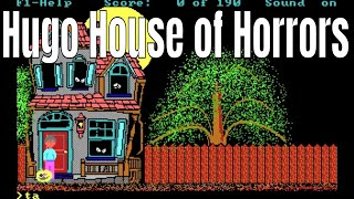 Hugos House of Horrors (Deutsch)