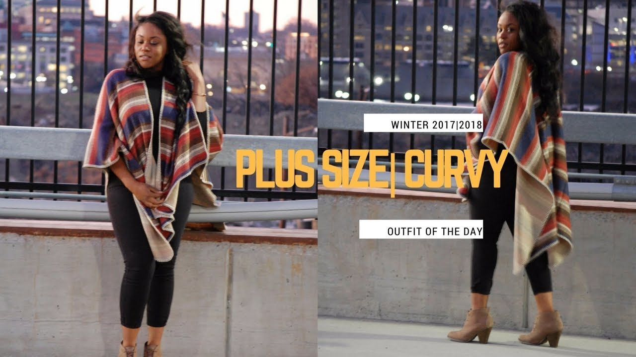 7b2a51a175b Winter 2018 Plus size