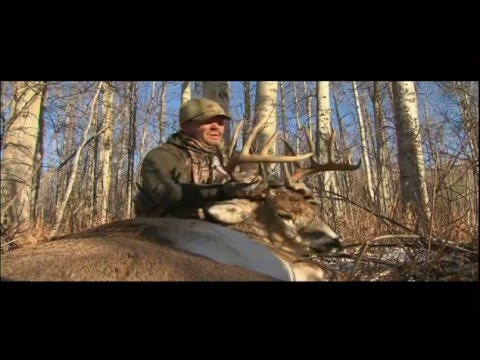 "Hunting Whitetail Deer Ontario Canada ""Chambered for the Wild"" with Jim Benton"
