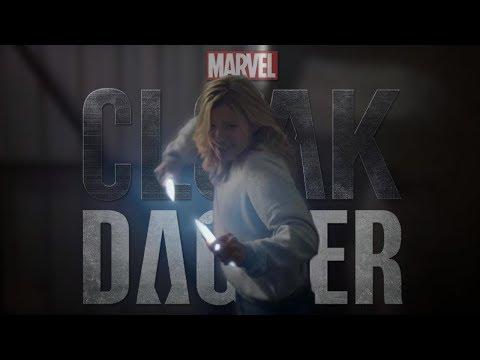 Reaction |  Трейлер #2 «Плащ и Кинжал/Cloak And Dagger»