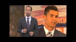 Cristiano está hecho para el Real Madrid. En opinión de Mauricio Ymay