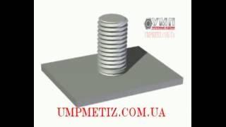 видео штанга резьбовая