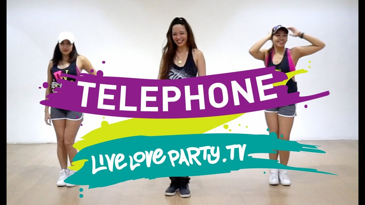 Telephone [VIEW ON DESKTOP] | Zumba® | Live Love Party | Dance Fitness