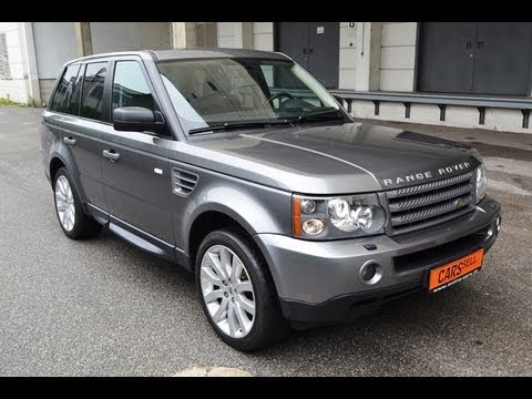 range rover sport 2 7 tdv6 hse dpf youtube. Black Bedroom Furniture Sets. Home Design Ideas